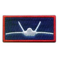 302 FS F-22 Pencil Patch