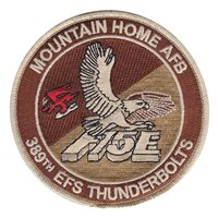 389 EFS Desert Day and Night Patch