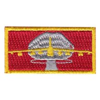 23 BS Mushroom Cloud Pencil Patch