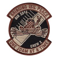 968 EAACS  Crew 2 Peace Patch