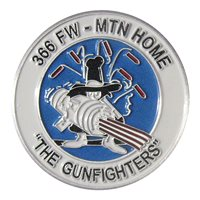 366 WG Safety Coin