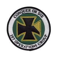 1 OG Conquer or Die Patch