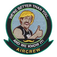 VMR-1 Friday Patch