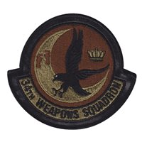 34 WPS OCP Patch with Leather