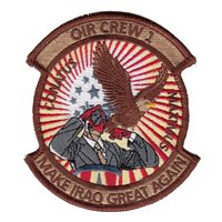 968 EAACS OIR Crew 1 Patch