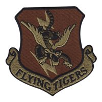 23 WG Flying Tigers OCP Patch