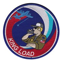HC-130 Combat King Load Patch