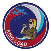 HC-130 Combat King Load Woman Patch