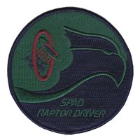 94 FS SPAD Raptor Driver Subdued Patch