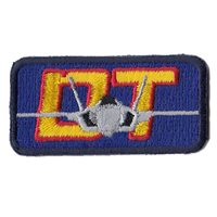 461 FLTS F-35 Dt Pencil Patch