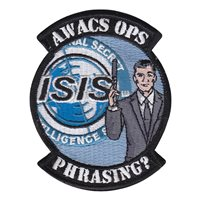 968 EAACS AWACS OPS Patch