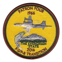 VP-4 P3 to P8 Transition Patch