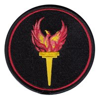 AMC Phoenix Torch Patch