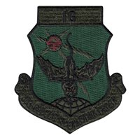 353 SOG Inspector General Subdued Patch