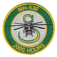 MH-53E 2000 Hours Patch