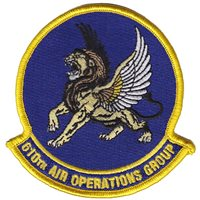 10 AOG Patch