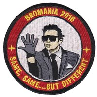 VP-4 Bromania  Patch