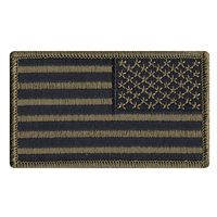 US Flag MultiCam OCP Reverse Patch