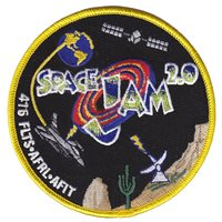 16 FLTS Space Jam 2.0 Patch