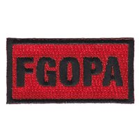 535 AS FGOPA Pencil Patch