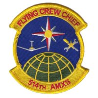 514 AMXS Flying Crew Chief Patch