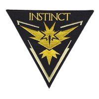 348 RS Team Instinct Patch