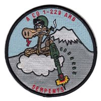 A CO 1-229 ARB Serpents Patch