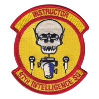 97 IS Instructor Patch
