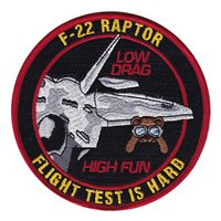 773 TS F-22 Low Drag Patch