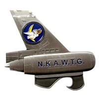 6 ARS KC-10 Tail Flash Bottle Opener Coin