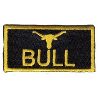 19 FS Bull Pencil Patch