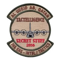 746 EAS Tactelligence Patch