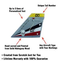Design Your Own Custom Aircraft Tail Flash