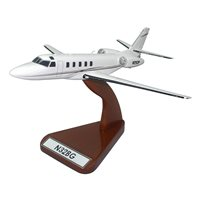 Gulfstream G100 Astra Custom Airplane Model