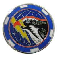 18 RS Squadron Coin