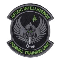 33 OSS AFSOC IFTU Patch