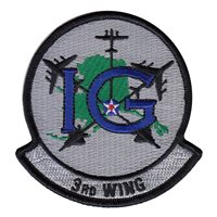 3 WG IG Patch