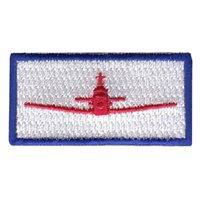 71 STUS T-6A Pencil Patch