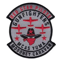 MCAS Yuma Mooney Caravan Red Star Pilots Patch
