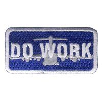 8 AS Do Work Pencil Patch