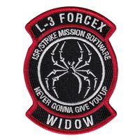 L-3 Forcex Widow Friday patch