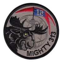 313 AS Mighty 313 Seahawks patch