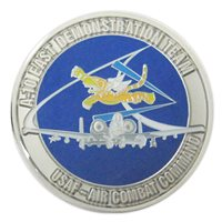 A-10 East Demo Team Challenge Coin