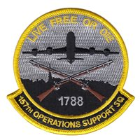 157 OSS Color Patch
