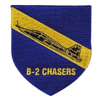 394 CTS B-2 Chasers Patch