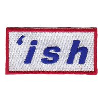192 AS ISH Pencil Patch