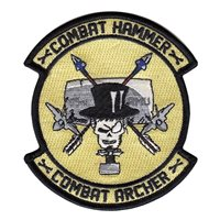 95 AMU Combat Hammer and Combat Archer Patch