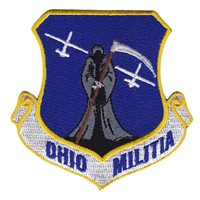 162 FS Ohio Militia Patch