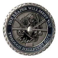 89 ATKS Challenge Coin