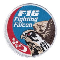 F-16C Singapore Fighting Falcon Patch